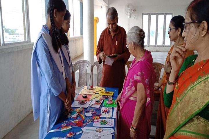 Gauri Shankar Public School-Rakhi Competition