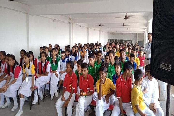 Gauri Shankar Public School-Sports Day