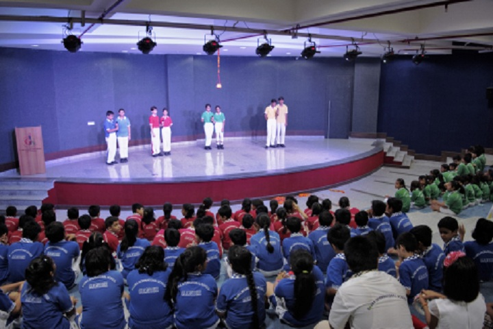 Gaurs International School-Auditorium