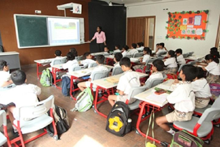 Gaurs International School-Classroom