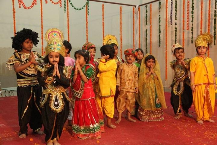 Gaurs International School-Janmashtami Celebrations