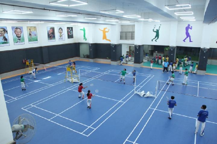 Gaurs International School-Sports