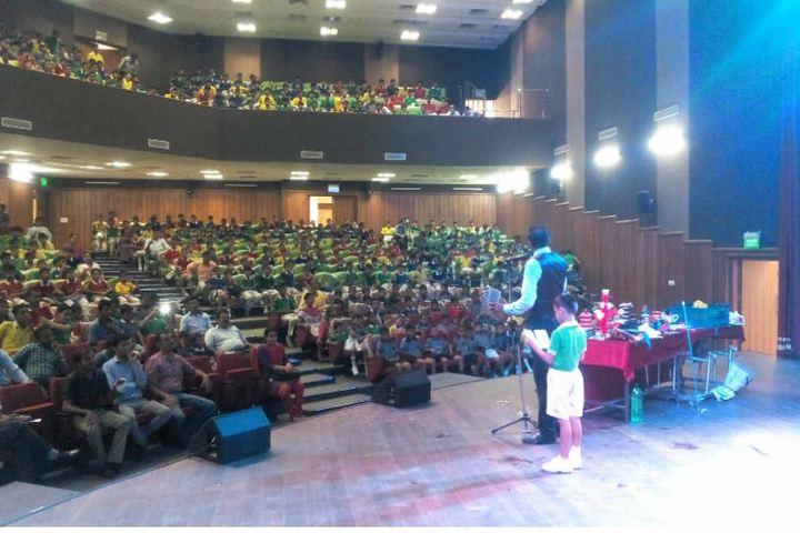 Gautam Budh Balak Inter College-Auditorium