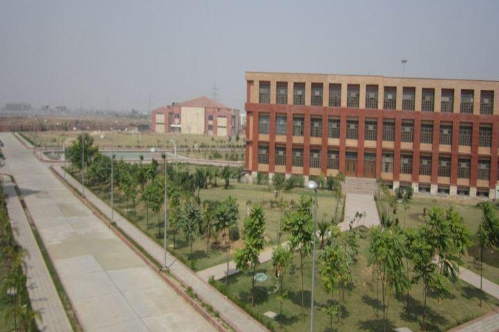 Gautam Budh Balak Inter College-Campus-View