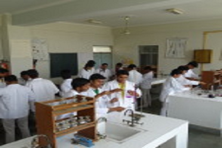 Gautam Budh Balak Inter College-Chemistry-Lab