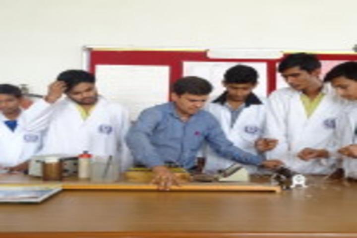 Gautam Budh Balak Inter College-Physic-Lab