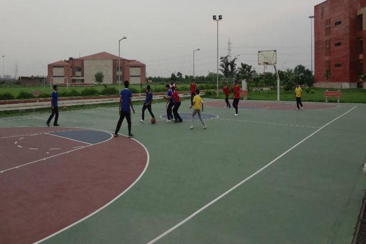 Gautam Budh Balak Inter College-Play-Ground