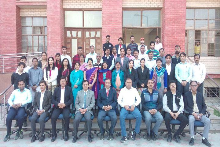 Gautam Budh Balak Inter College-Staff