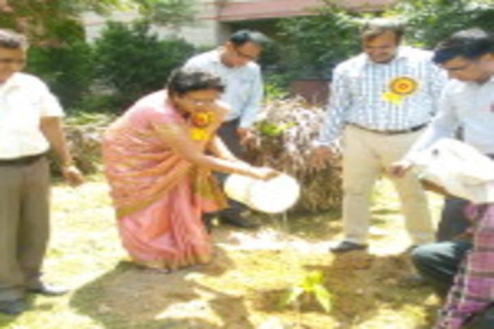 Gautam Budh Balak Inter College-Tree-Plantation