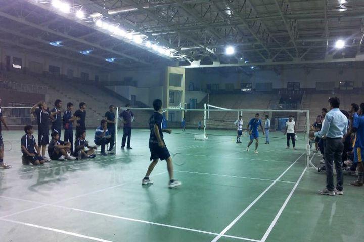 Gautam Budh Balak Inter College-Volley-Ball-Court