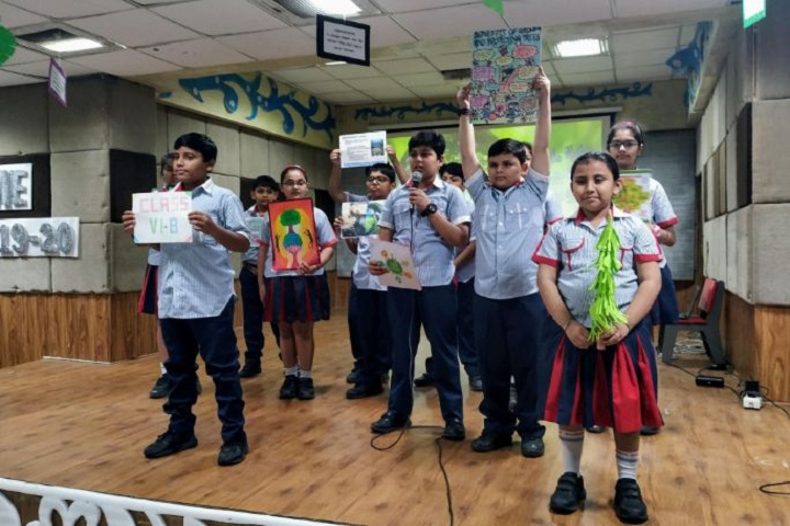 Gd Goenka Public School-Earth Day