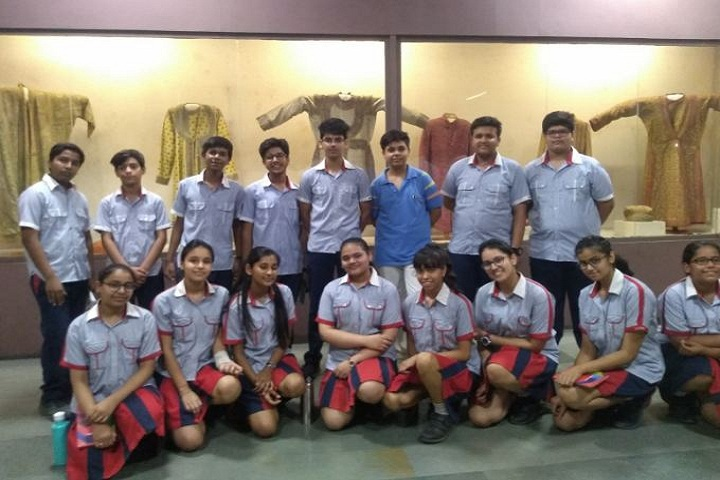 Gd Goenka Public School-SST Week