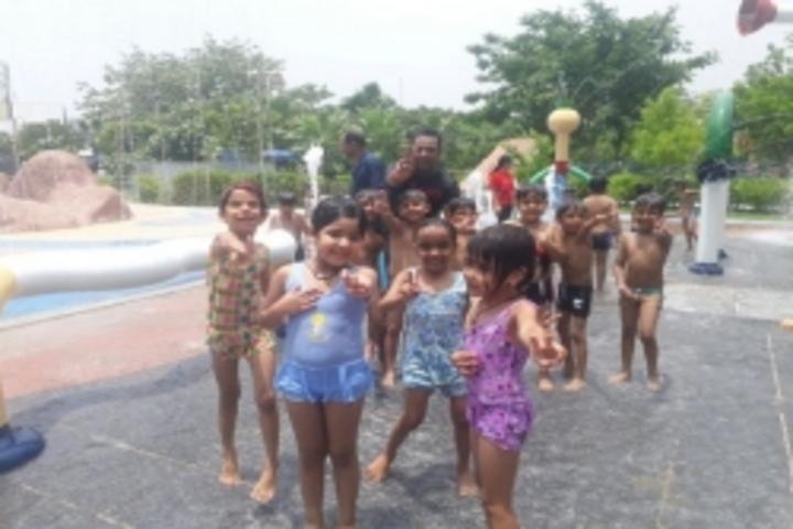 Gd Goenka Public SchoolPre Primary Excursion to Water park