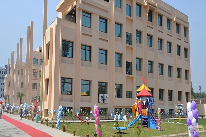 Gd Goenka Public School-Campus View