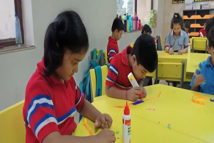 Gd Goenka Public School-Friendship Day