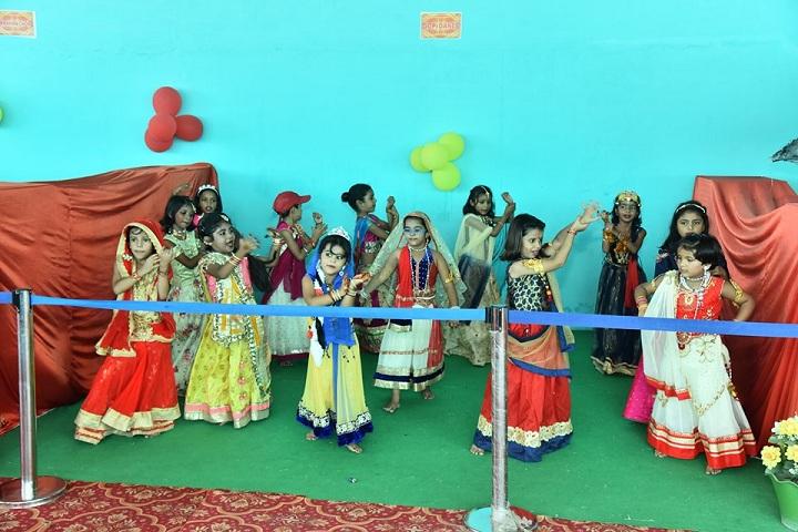 Geeta International Public School-Festival Celebrations