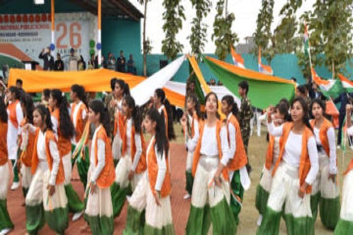 Geeta International Public School-Independence Day