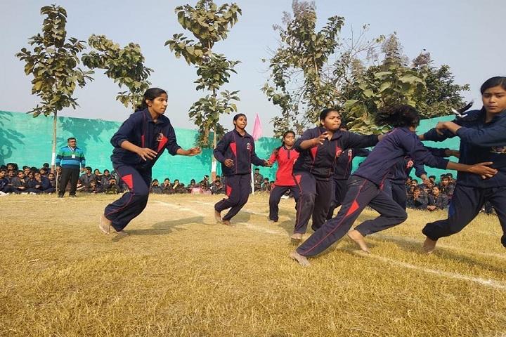 Geeta International Public School-Sports