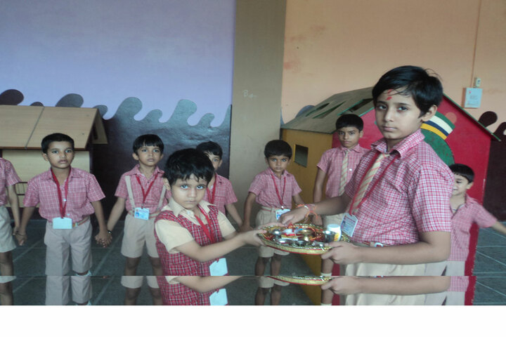 Geetagyan Sanskar Academy-Festival Celebration