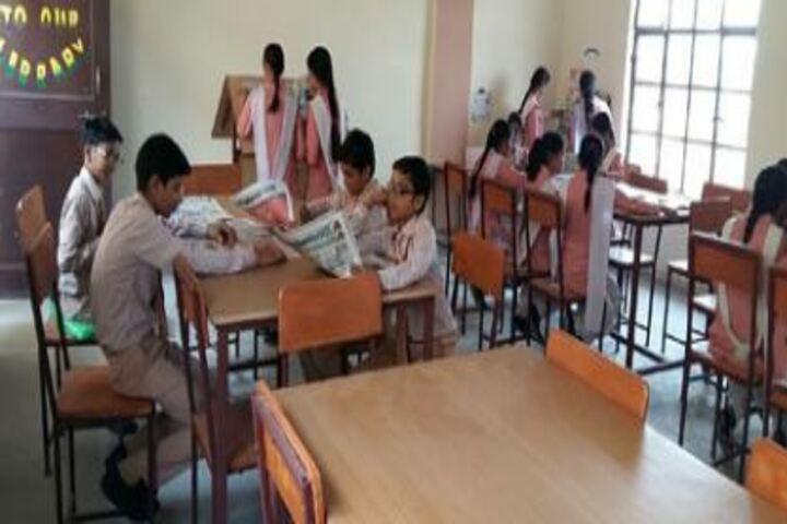 Geetagyan Sanskar Academy-Library