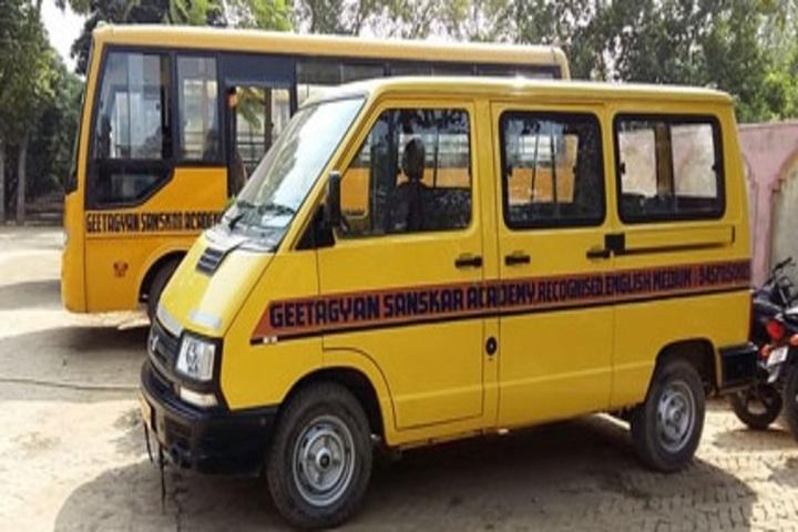 Geetagyan Sanskar Academy-Transport