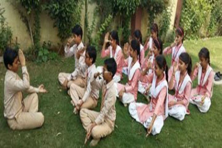 Geetagyan Sanskar Academy-Yoga