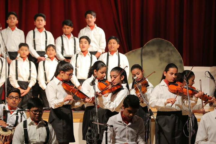 Genesis Global School-Annual Day