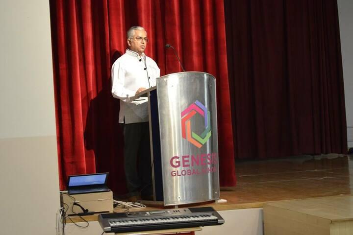 Genesis Global School-Genesis MUN 2018