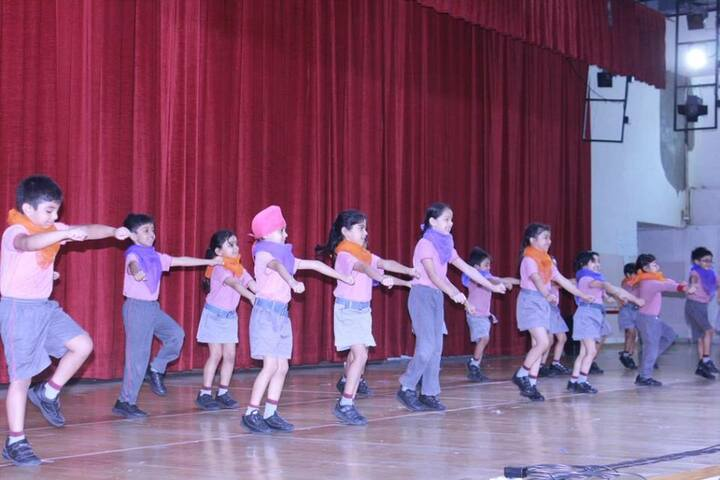 Genesis Global School-Grade 1 Assembly