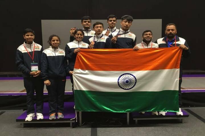 Genesis Global School-Independence Day Celebrations