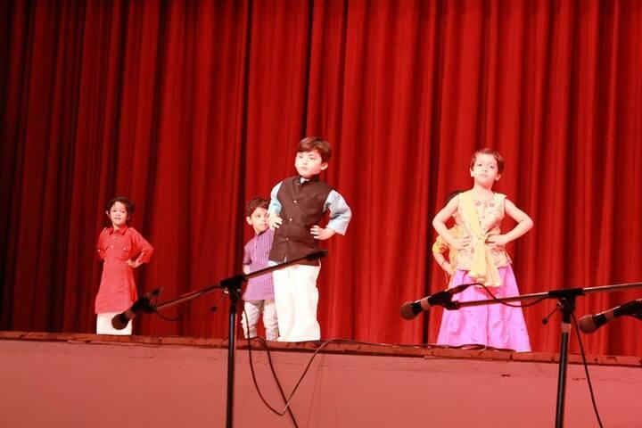 Genesis Global School-Janmastami Celebrations