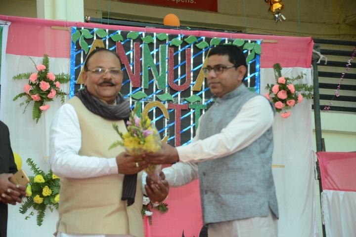 Genius Public Inter College-Annual Day Celebration