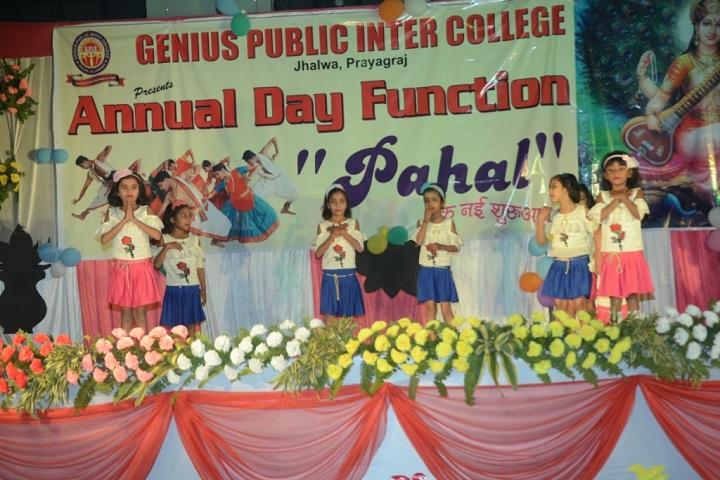 Genius Public Inter College-Annual Day