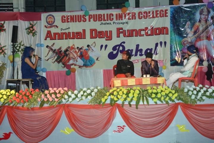 Genius Public Inter College-Annual Function Celebration