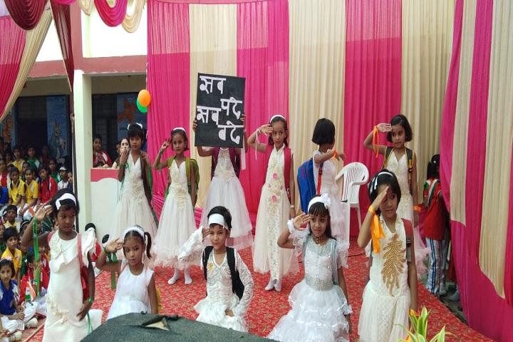 Genius Public Inter College-Independence Day Celebration