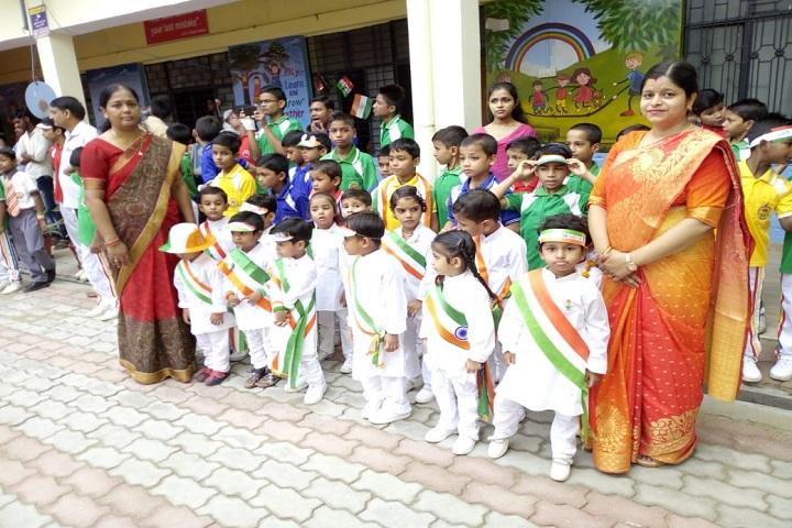 Genius Public Inter College-Independence Day
