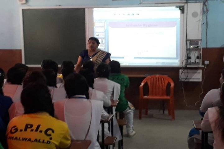 Genius Public Inter College-Smart Classroom