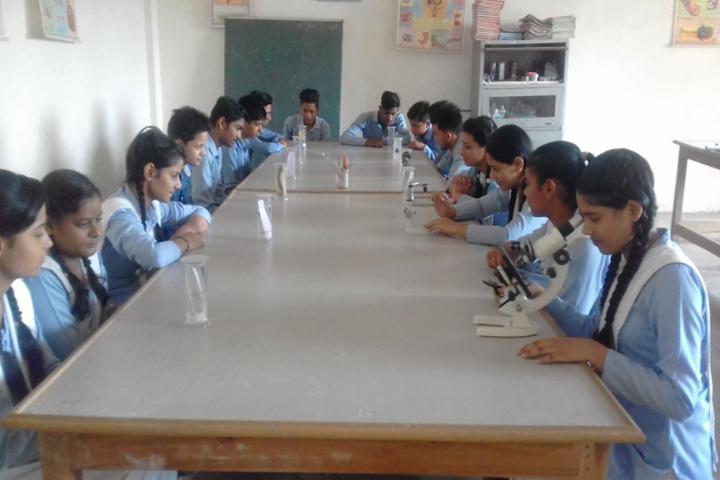Genius Public School-Biology Lab