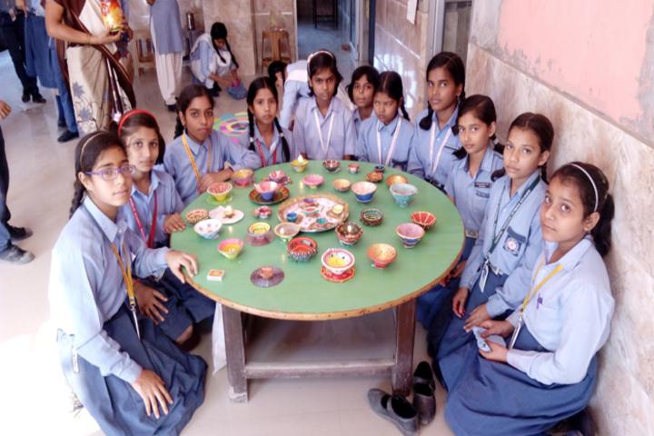 Genius Public School-Diwali Celebrations