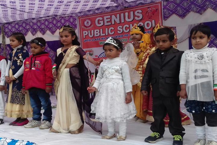 Genius Public School-Fancy Dress