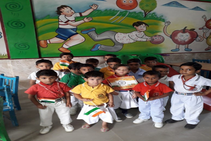 Genius Public School-Independence Day
