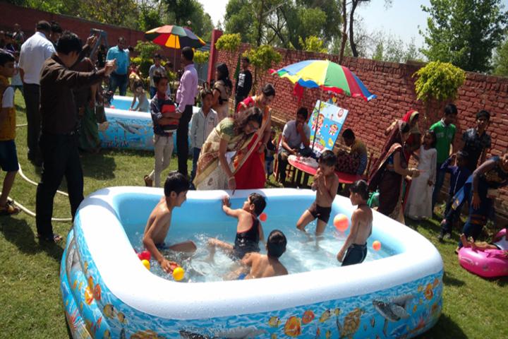 Genius Public School-Swimming Pool