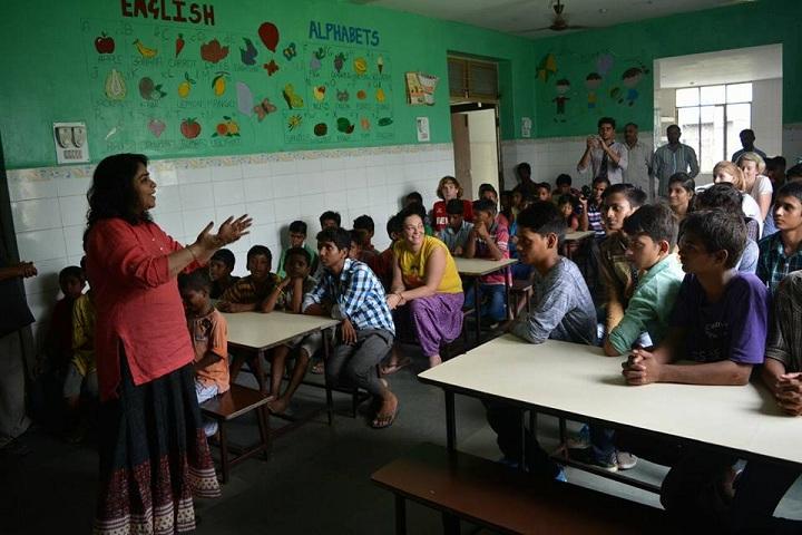 St Gabriels Convent School-Classroom