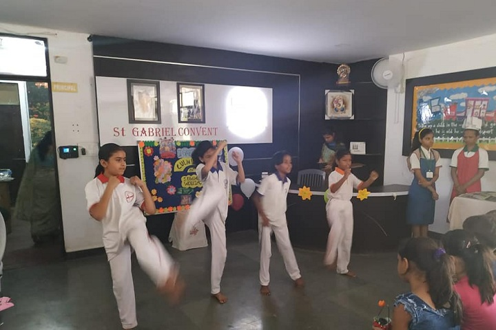 St Gabriels Convent School-Dance Room