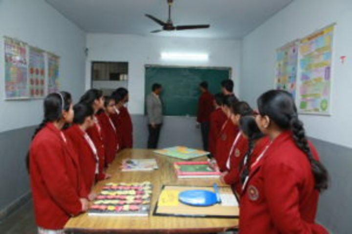Ghaziabad Public School-Mathematics Lab