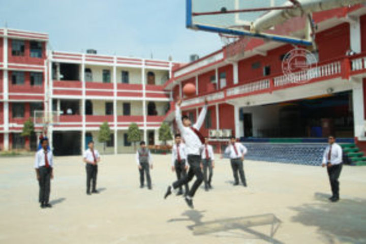 Ghaziabad Public School-Sports