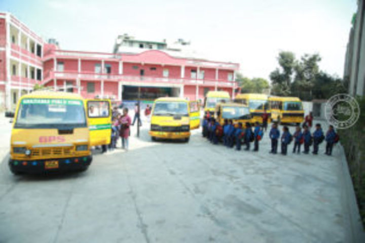 Ghaziabad Public School-Transport