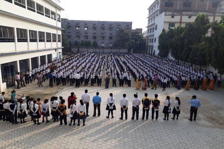Glenhill School-Assembly