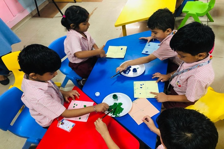 Global Indian International School-Activity