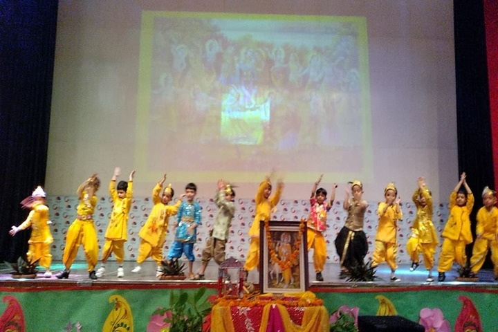 Global Indian International School-Krishnastami Celebrations